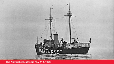 The Nantucket Lightship, 1936